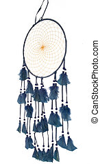 Dream Catcher - Native American Dream Catcher isolated on...
