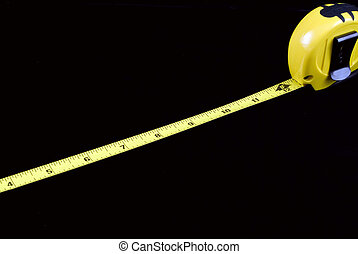 Determine the Size - A small practical measuring tape...