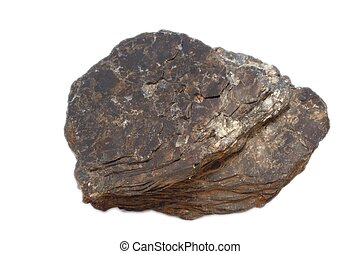 Mica - A piece of mica consists with multiple layers which...