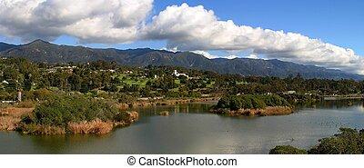 Santa Barbara (img4696) - Panorama of the Santa Baraba...