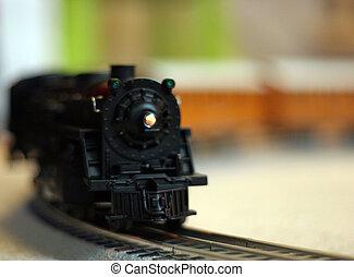 train - toy train