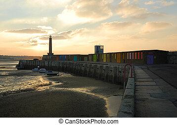 Margate, port