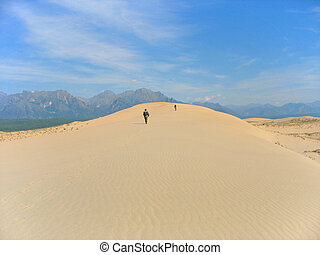 Taiga desert landscape 01 - Taiga Siberia Chara; beautiful...