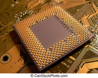 The processor heels - The microprocessor with head over...