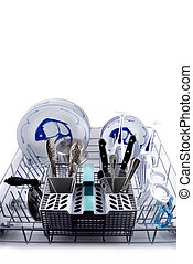dishwasher - You can use the diswasher in the kitchen!