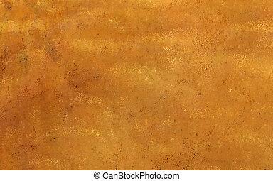 Golden Christmas background - A dreamy soft focus Golden...