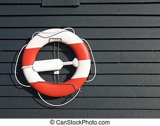 Life buoy Life Preserver Life ring Life belt