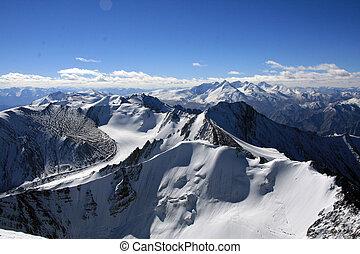 Stok Kangri Mountain - Leh, India