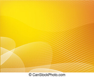 abstract background made of color splashes and curved lines