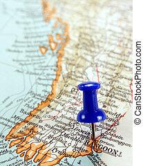 Rangoon, Burma or Yangon, Myanmar - Rangoon, Burma, the way...