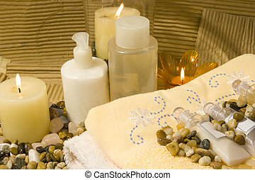 Spa Products - Spa products and candles, all natural...