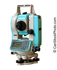 TOTAL STATION NIK1 - Total station. The geodetic measuring...