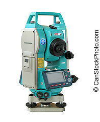 TOTAL STATION sok2 - Total station. The geodetic measuring...