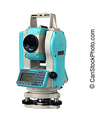 TOTAL STATION NIK2 - Total station. The geodetic measuring...
