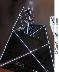 Business District, Hong Kong - Impressive modern...