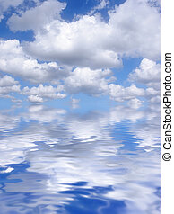 Sky and Water Elements