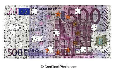 500, Euro