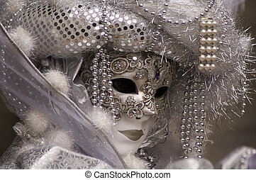 Carnival of venice - One oftheprofessional masks i\\\'ve...