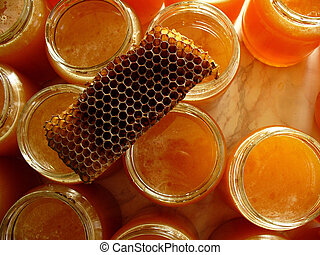 honey - home made honey