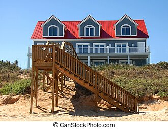 Beach home for sale in Fl - photographed new beach home for...