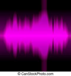 graphic waveform