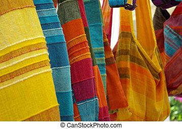 textil, labor de retazos