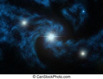 Nebulus stars