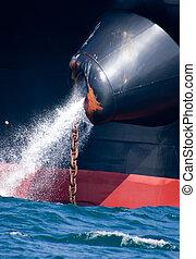 Cargo Ship Anchor