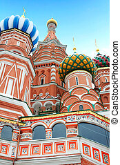 St Basil`s Temple - Temple in Moscow
