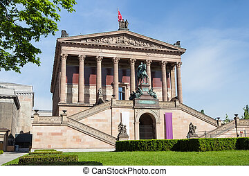 The Alte Nationalgalerie - Photos of Old National gallery...