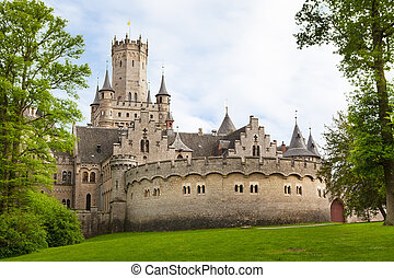 Marienburg Castle, Germany - Photos of Ancient Marienburg...