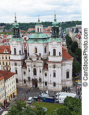 St. Nicholas Church, Prague,,,
