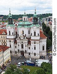 St. Nicholas Church, Prague,,,