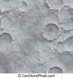 moon surface - A moon crater texture that tiles seamlessly...