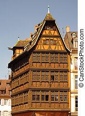 Maison Kammerzell in Strasbourg, France