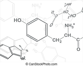 molecular structure
