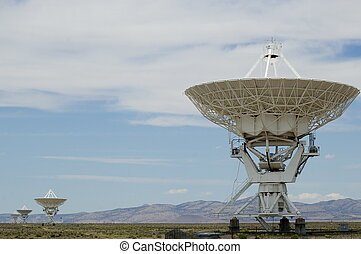 Very Large Array, New Mexico - The Very Large Array in New...
