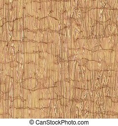 Old plywood. Seamless texture.