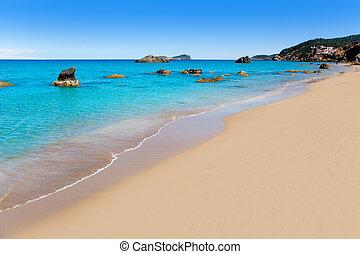 Aiguas, Blanques, Agua, blanca, ibiza, praia