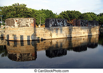 Small fort - Small dutch fort in Anping, Tainan, Taiwan