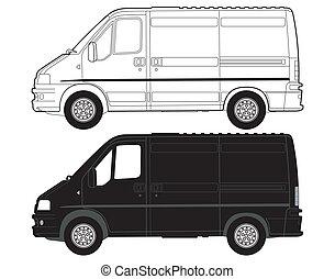Transportation Van