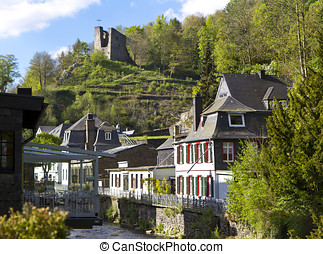 Beautiful old village in Germany - Beautiful viillage with...