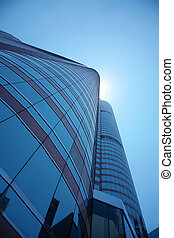 buildings in perspective - corporate buildings in...
