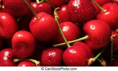 Cherries - Rotating cherries