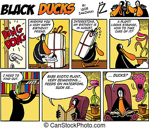 Black Ducks Comics episode 74 - Black Ducks Comic Story...
