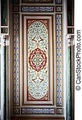 Turkish Ornament - Traditional Turkish Ottoman ornaments on...
