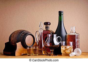 alcoolique, boissons