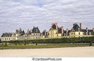 Fontainebleau Seine-et-Marne, Ile-de-France, France -...