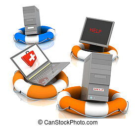 lifesavers for PC, monitor and la - lifesavers for PC,...