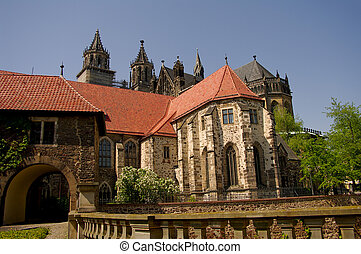 Cathedral of Magdeburg, Germany